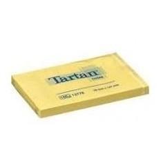 Foglietti adesivi riposizionabili - 76x127 giallo - 2 PEZZI