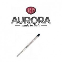 Aurora refill a sfera blu ballpoint lunga durata ricarica punta m