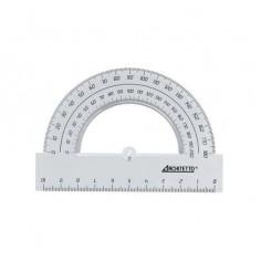 Goniometro in PVC trasparente - 180 gradi