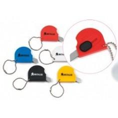 2 Mini Cutter tascabili - mini taglierino tascabile