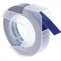 Nastro a rilievo per etichettatrice manuale Dymo 3D - 9mm x 3Mt -