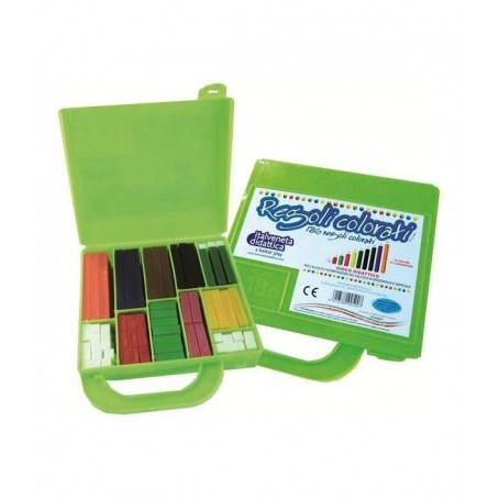 Amico abaco in valigetta da 16 aste e 36 palline vari colori - ottima qualità