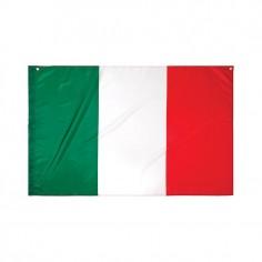 Bandiera Italia Tricolore 70x100 poliestere con asole e passante asta