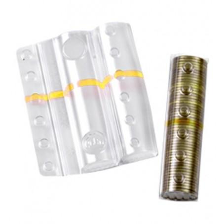 blister per monete da 1 euro - (conf. da 20 pezzi)