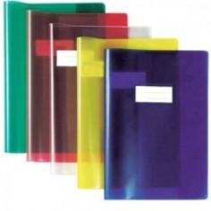 copertine per quaderni maxi (2 pz)  con segnalibro da 180 micron