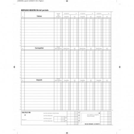 Registro riepilogativo IVA