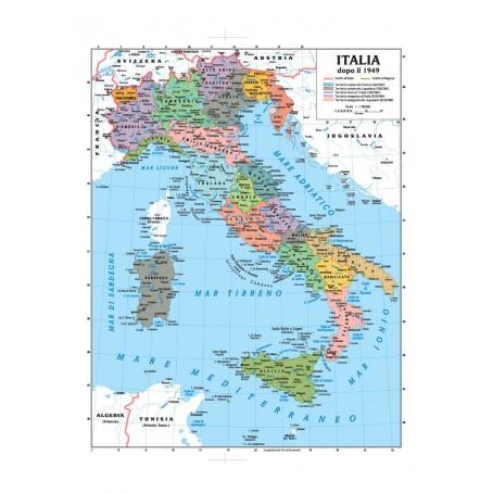 Cartina Stradale Sardegna Pdf.Corsica Cartina Politica