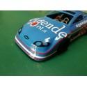 Carrozzeria DTM in lexan trasparente 1/28 ( non verniciata) per Miniz Atomic GL Racing Wl Toys