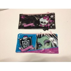 Astuccio portacolori a bustina - Monster High in pvc