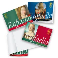 Pigna Raffello liscio - album da disegno - 10 fogli