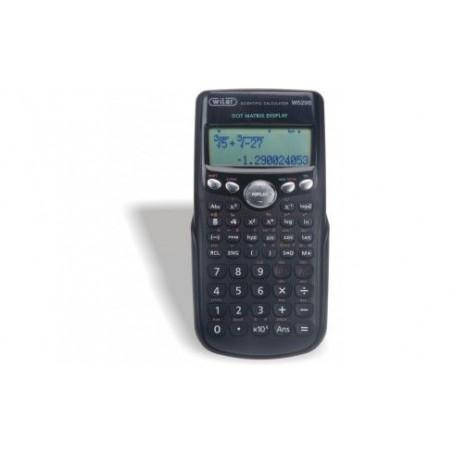 calcolatrice scientifica grafica con display a matrice