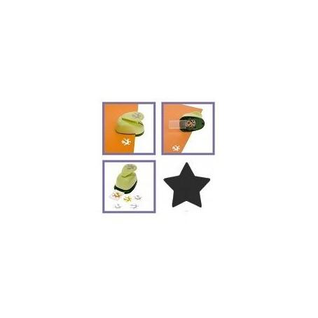 Perforatore BIG craft punch a leva : forma di stella