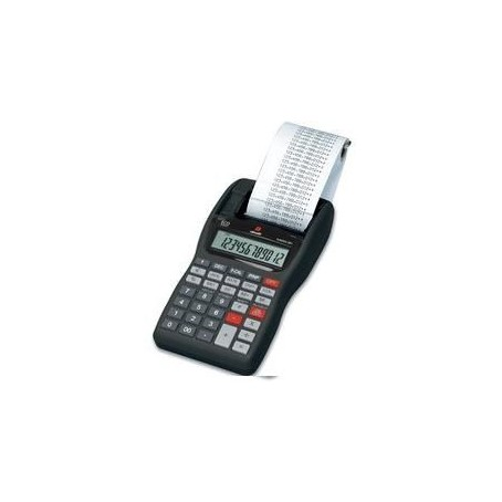 Olivetti Summa 301 calcolatrice scrivente doppia alimentazione