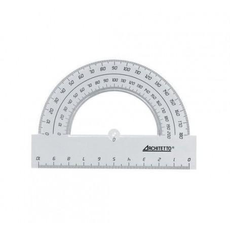 Goniometro In Pvc Trasparente 180 Gradi