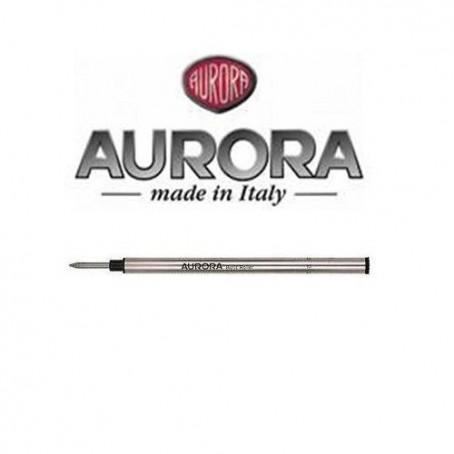 Aurora Refill roller - lunga durata - punta Media nero