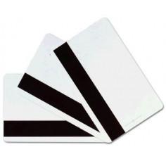 5 schede badge vergini con banda magnetica stampabile e standard ISO 7811