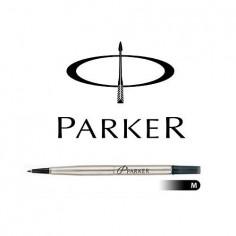 Parker Refill roller ricaricaQuink - punta Media blu 0.7