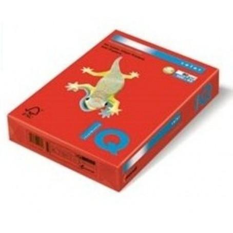 Risma cartoncino color rosso A4 - 160gr 250ff - monocolore