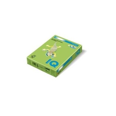 Risma cartoncino color verde A4 - 160gr  250ff  - monocolore