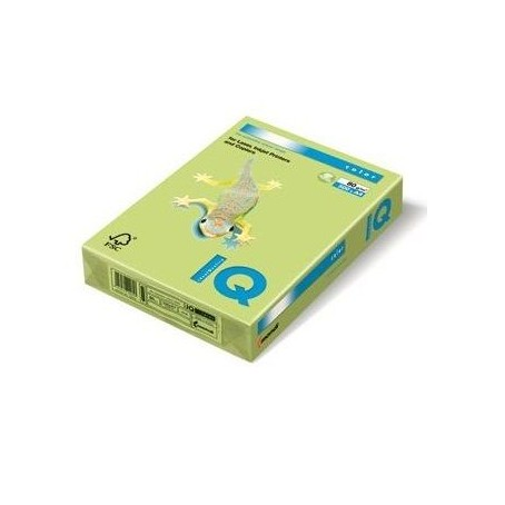 Risma cartoncino color verde acqua marina A4 - 160gr  250ff  - monocolore