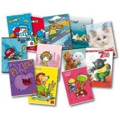 Maxi Quaderno copertina rigida A4 1 rigo - 256 pg 80gr - monocolore