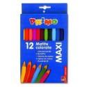 Pastelli a  matita MEGA CMP primo da 12 - pastelli a legna mega
