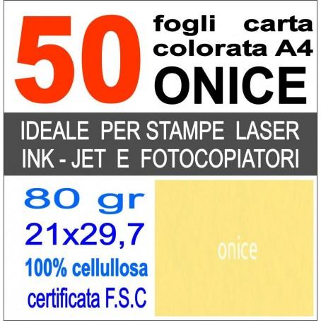 Risma carta color lavanda A4 - 80gr  50ff  - monocolore