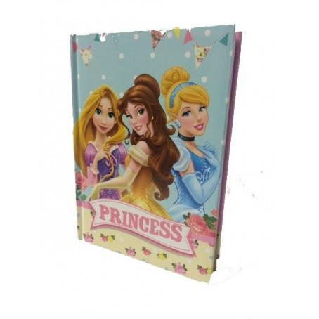 Princess diario scuola 15x20 standard  - OFFERTA DIARIO SCUOLA