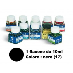 Inchiostro di china nero (17) pelikan - flacone da 10ml