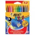 Colori a cera Neoline kids - 12 pz