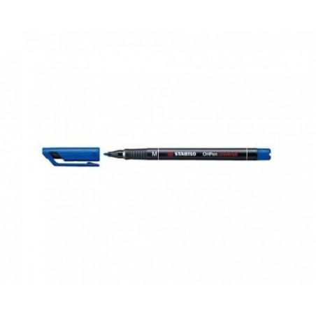 Pennarello Stabilo OHP indelebile punta M - ideale per CD e DVD