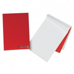 Blocco notes MASTER  21x29 A4 quadri 10 mm 90 fogli