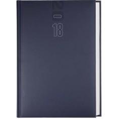 Agenda settimanale 21x30 LIFE ( A4) 21x30 copertina in morbido sintentico blu