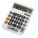 Calcolatrice da tavolo 8 cifre - tasti grandi - W5108