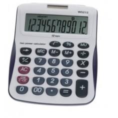 Calcolatrice da tavolo color 12 cifre OneColor BIG doppia alimentazione