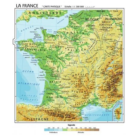 Svizzera Cartina Geografica Politica.Cartina Fisica Germania Italiano