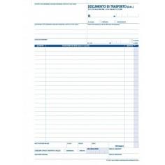Documento di trasporto 3 copie autor 21x29 - pezzi 2