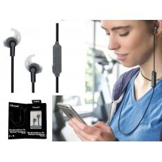 Auricolare bluetooth sportivo impermeabile senza fili leggero per un ascolto confortevole e senza rumore
