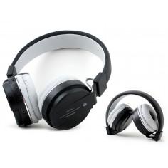 Cuffie auricolari Bluetooth BLACK con microfono dal design nuovo e comodissime da indossare