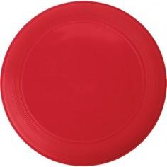 Frisbee in plastica solid 22 cm ( 1 pezzo ) colore rosso