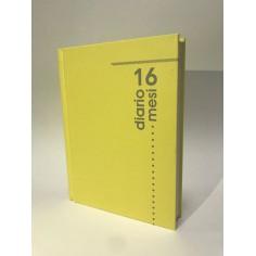 Diario scuola 16 mesi Bruin bear 2019 giallo 14x19 cm